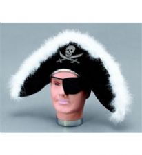 Pirate Hat & Eyepatch